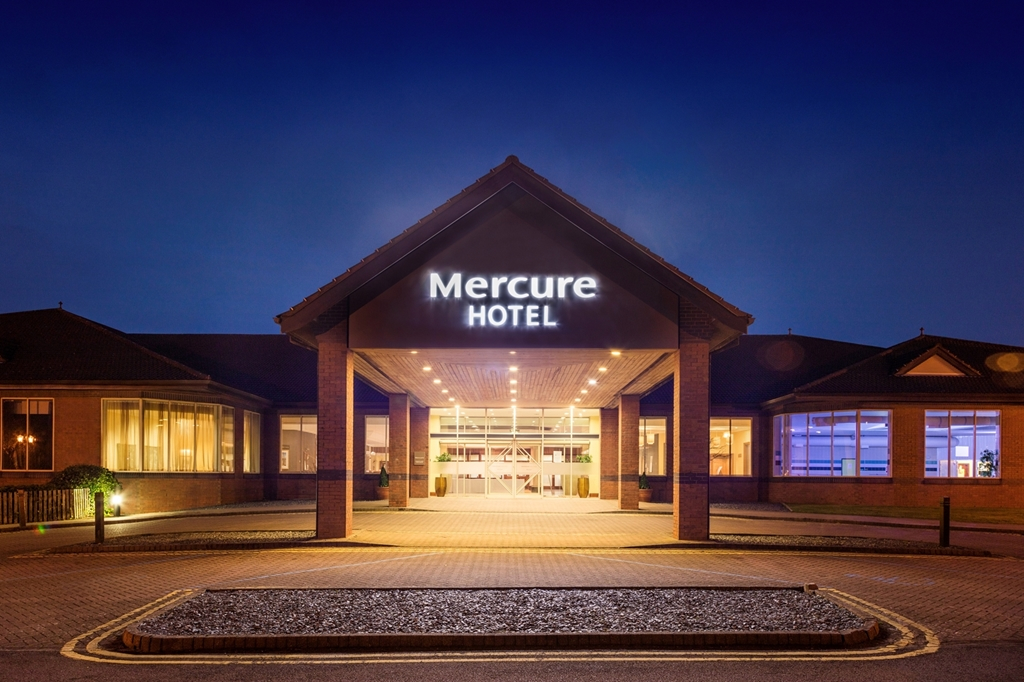 THERE'S something different about the packages available for corporate visitors to the Mercure Daventry Court Hotel these days.