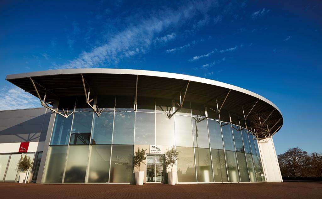 Jaguar Experience Castle Bromwich