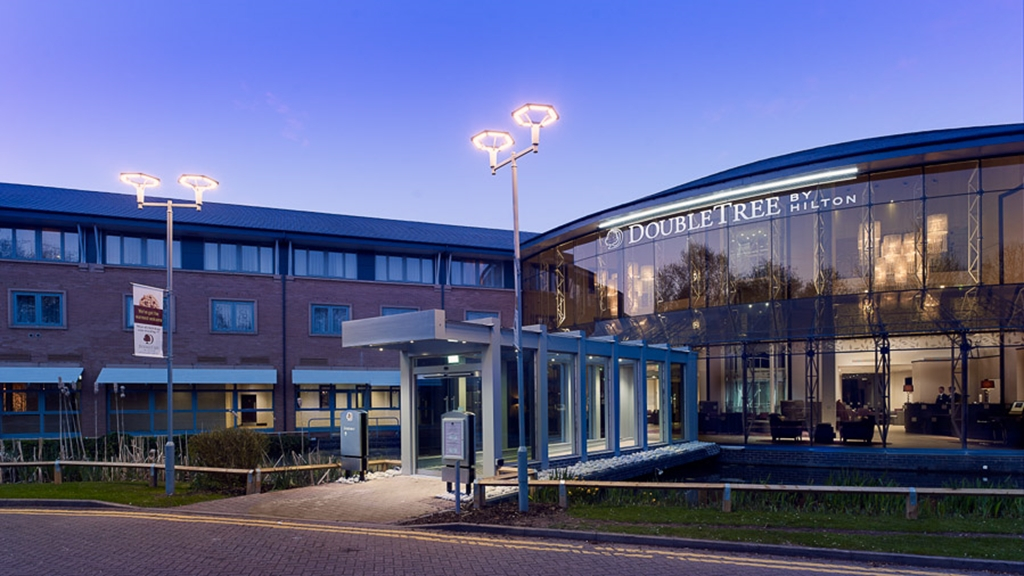DoubleTree by Hilton Nottingham – Gateway