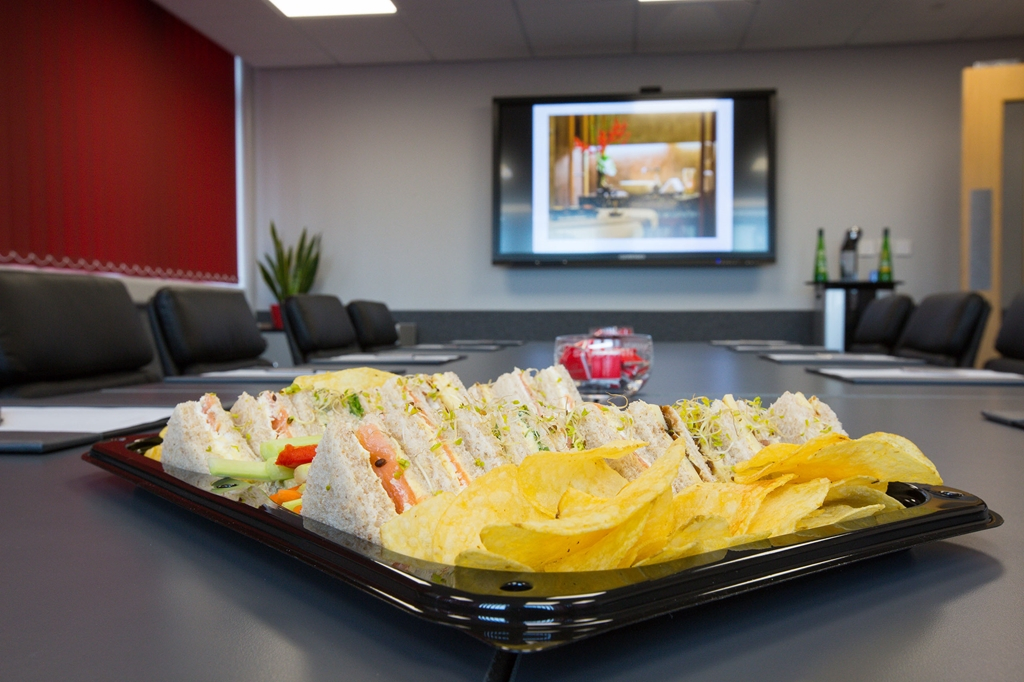 Sandwich lunch