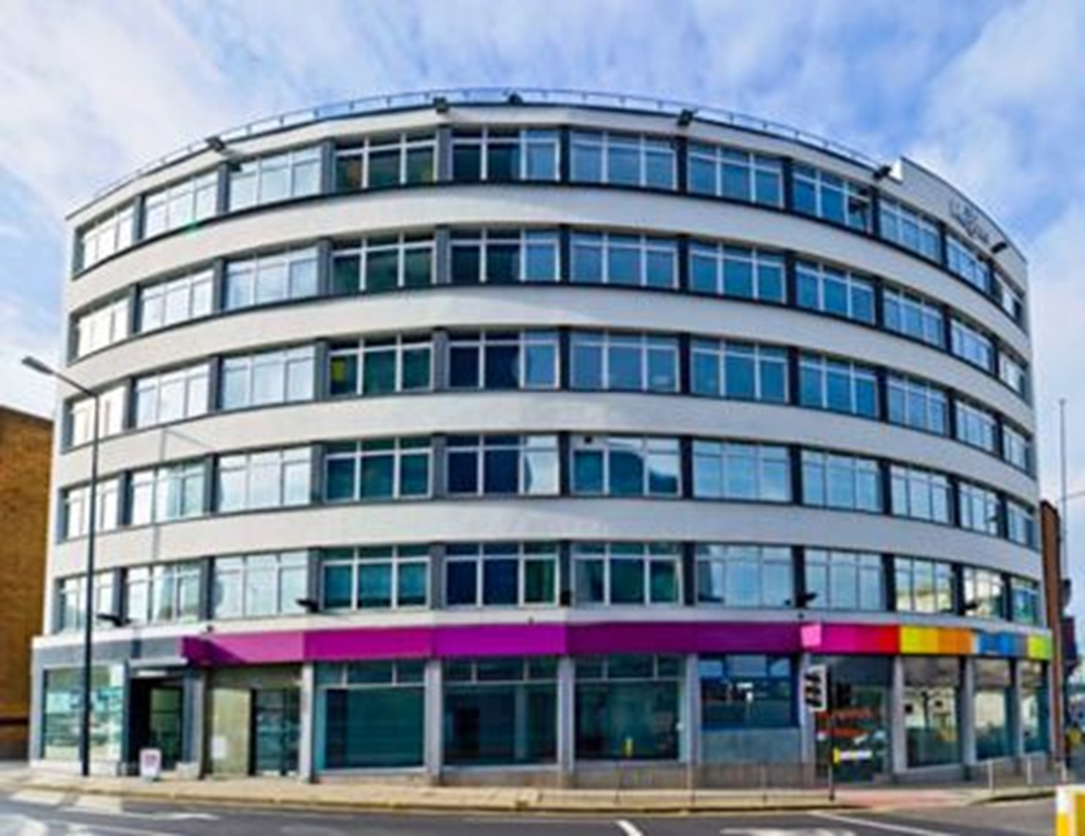 Regus Leicester St George's House