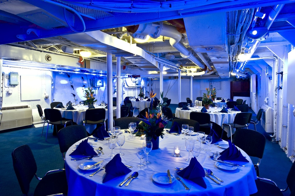 Ships Company Dining Hall - Dinner