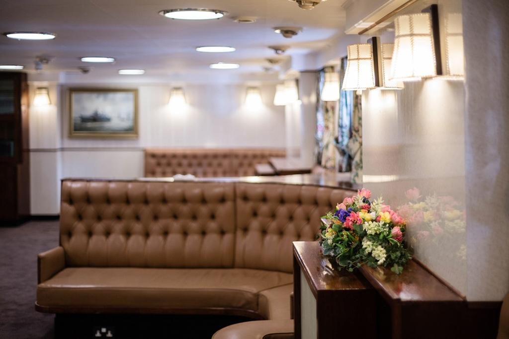 Ante Room - Reception area