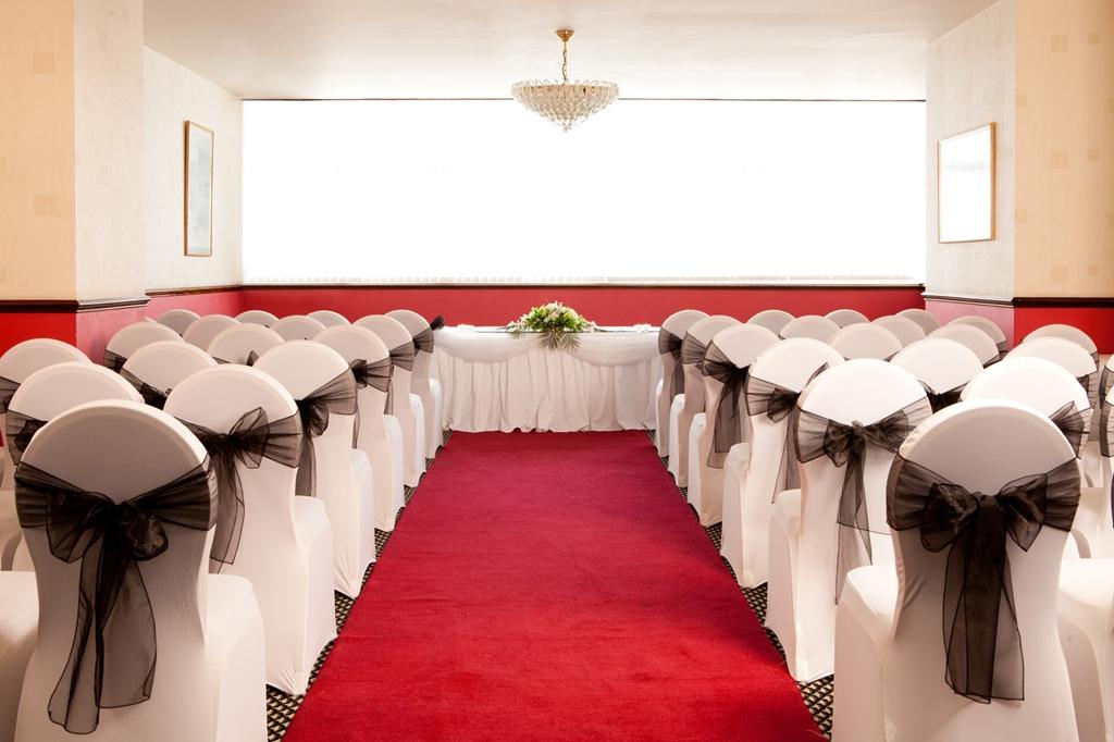 Ambassador Suite - civil ceremony