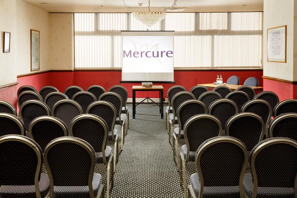 Ambassador Suite - Theatre style