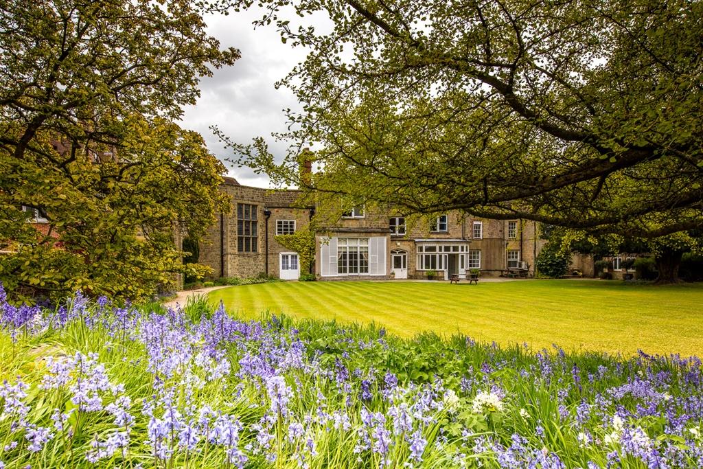 Capron House at Cowdray Park