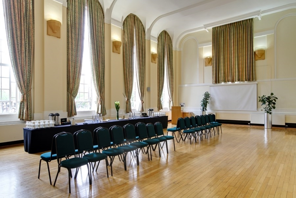 Herringham Hall : Catering Layout