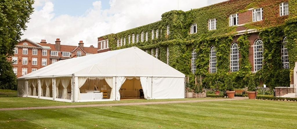 Marquee on York Lawns