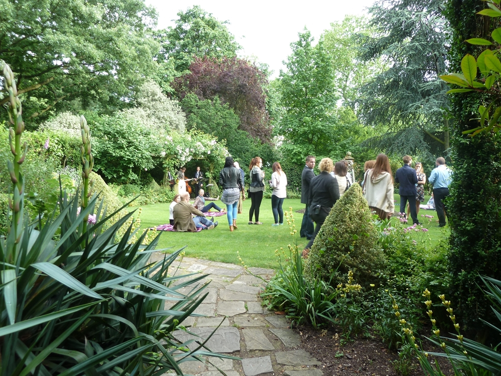 Secret Garden in York Lawns