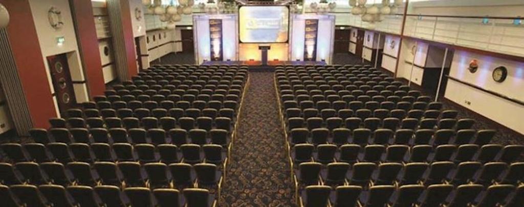Britannic Suite Max 500 Theatre Style