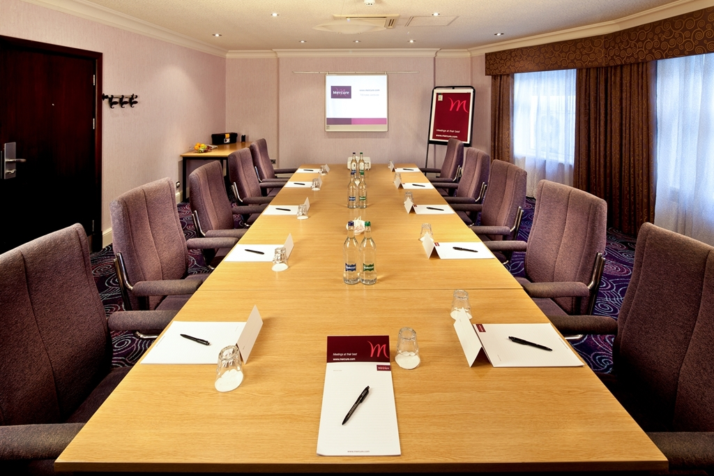 The Boardroom Mercure Chester Abbots Well Hotel