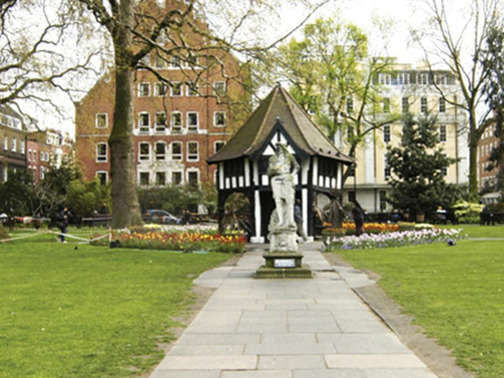 Regus London Soho Square