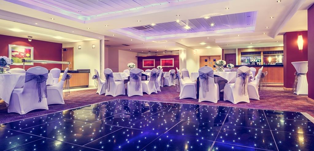 Buchanan Suite with LED Dancefloor