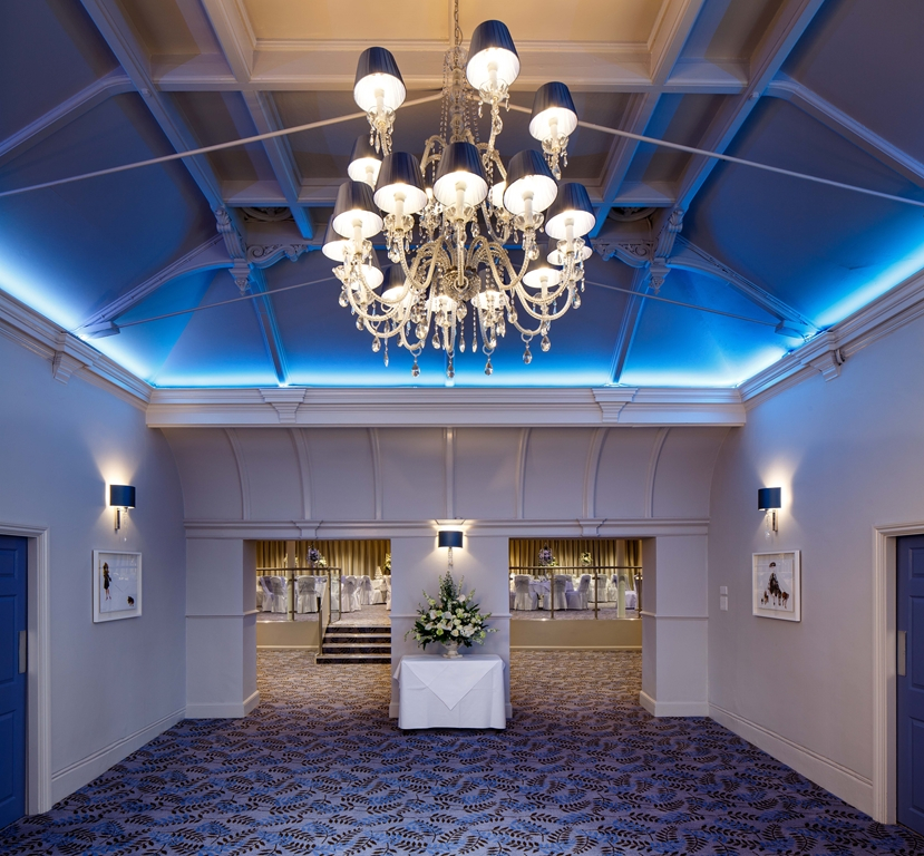 The Lakeside Suite Foyer