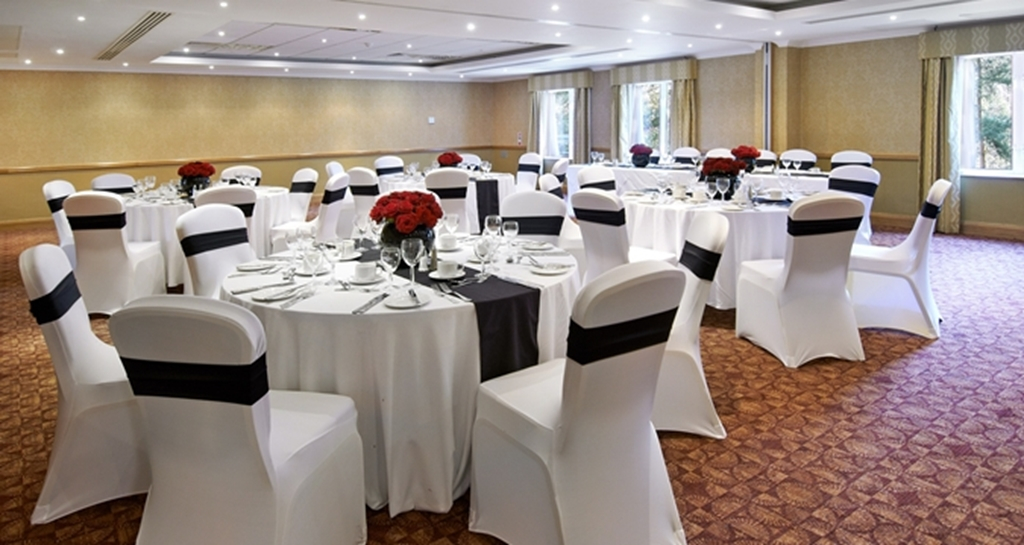 Wedding Reception in the Hampton Suite