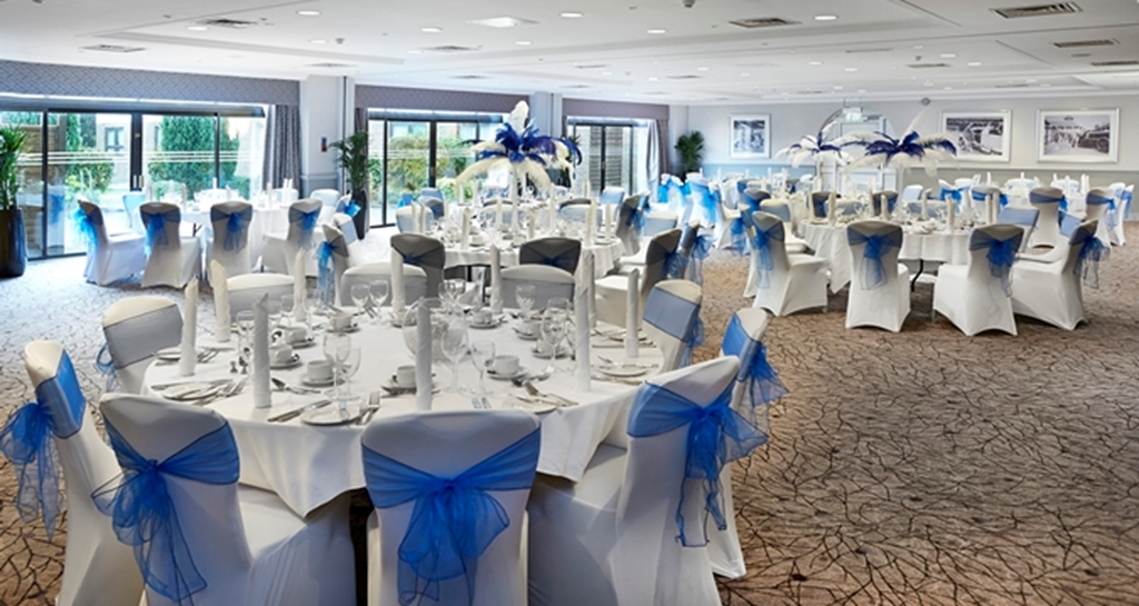 Wedding Reception - Brooklands Suite