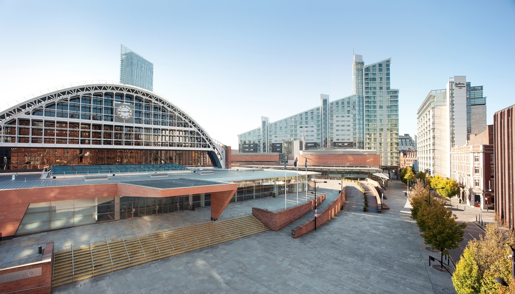 Manchester Central wins series of repeat business