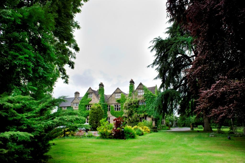 Best Western Weston Hall Hotel