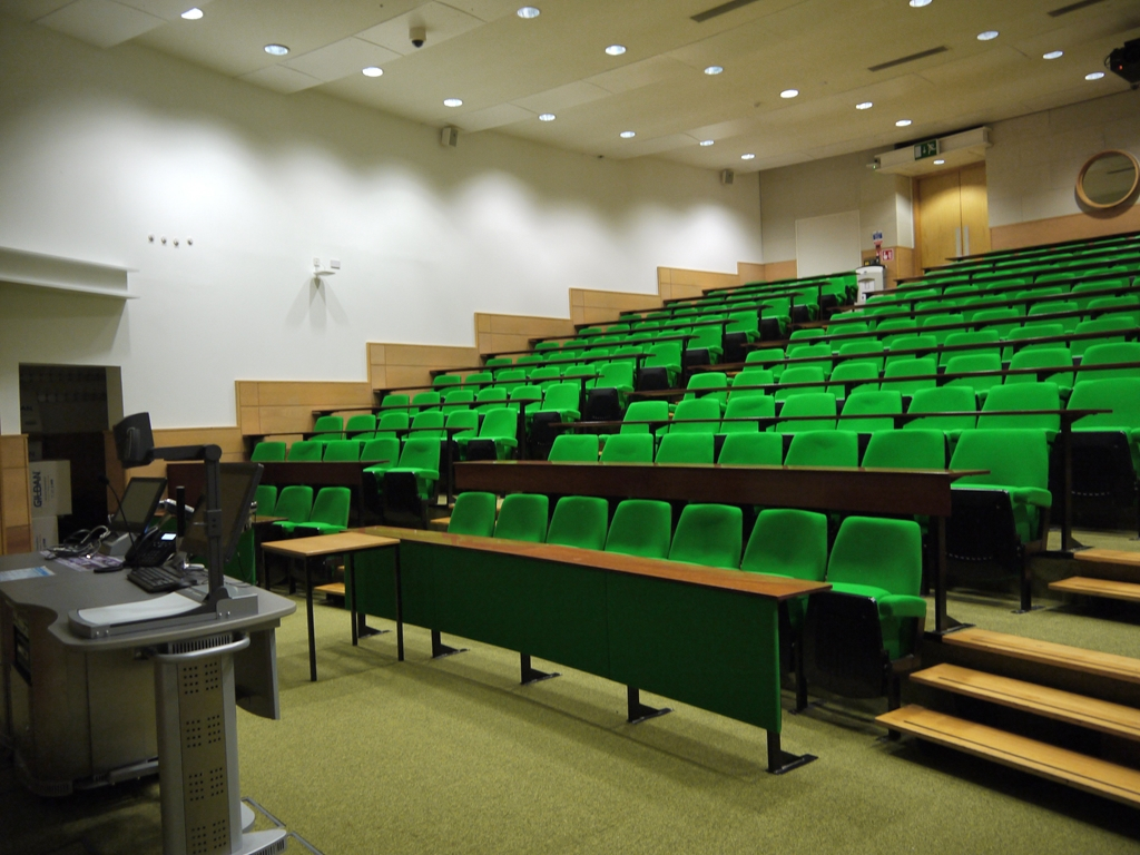 Geoffrey Manton Lecture Theatre