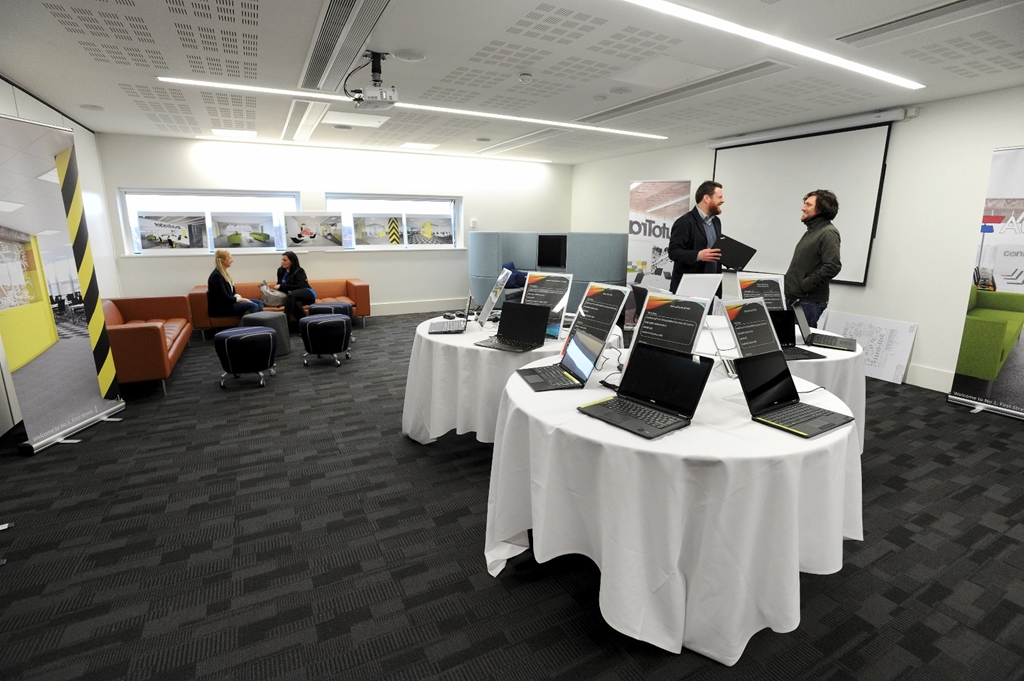 Press Lounge - Players and Media Centre