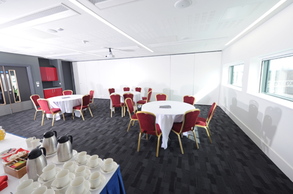 Press Lounge West - Players and Media Centre