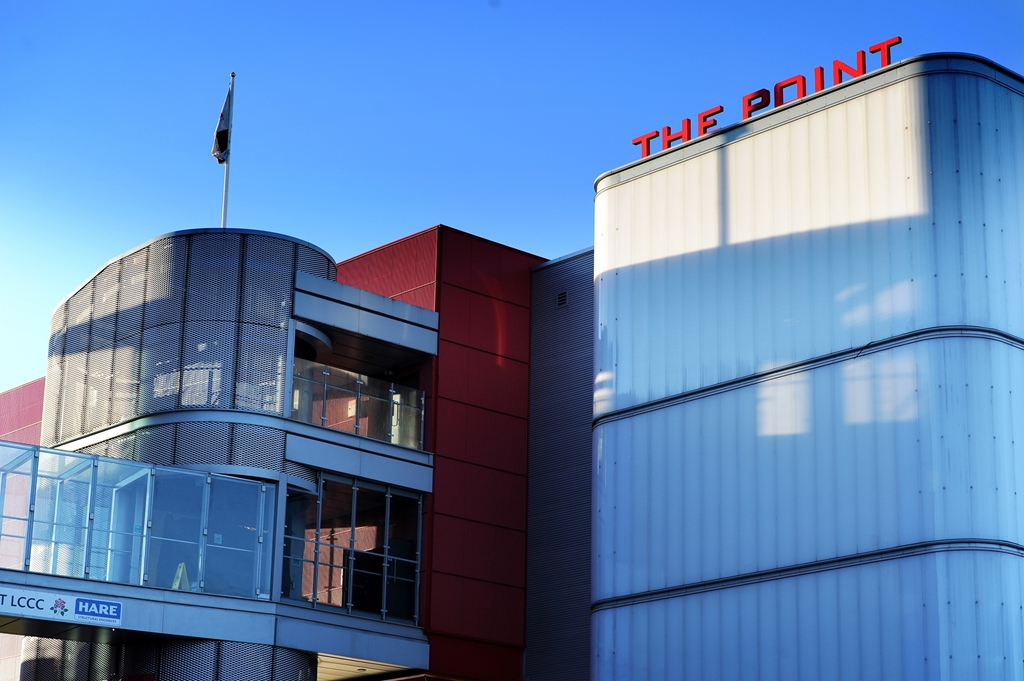 The Point at Emirates Old Trafford