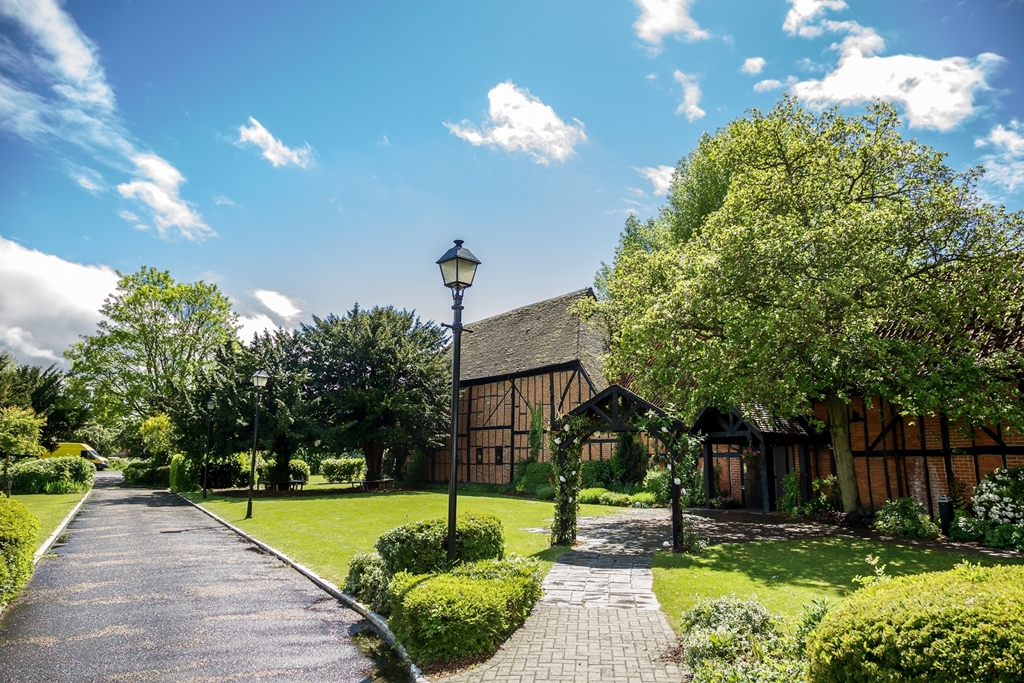 Classic British - The Barns Hotel
