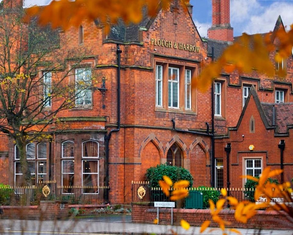 Best Western Plough and Harrow Hotel