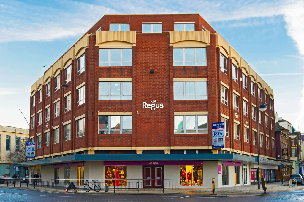 Regus Hull Norwich House (3437)