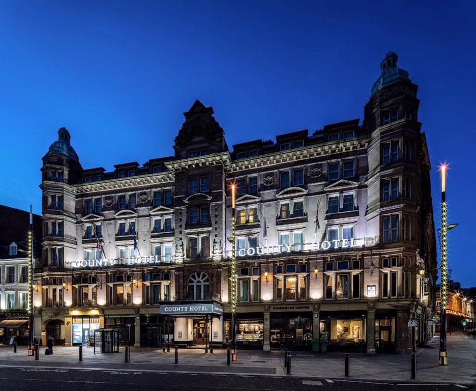 County Hotel (Newcastle)