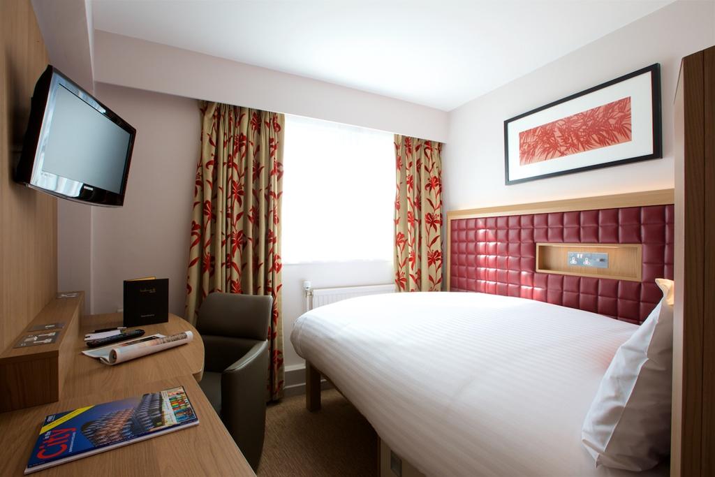 City Double Bedroom