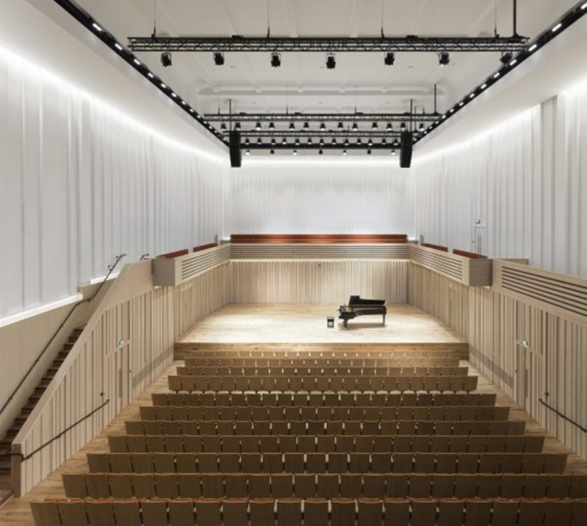 The Stoller Hall