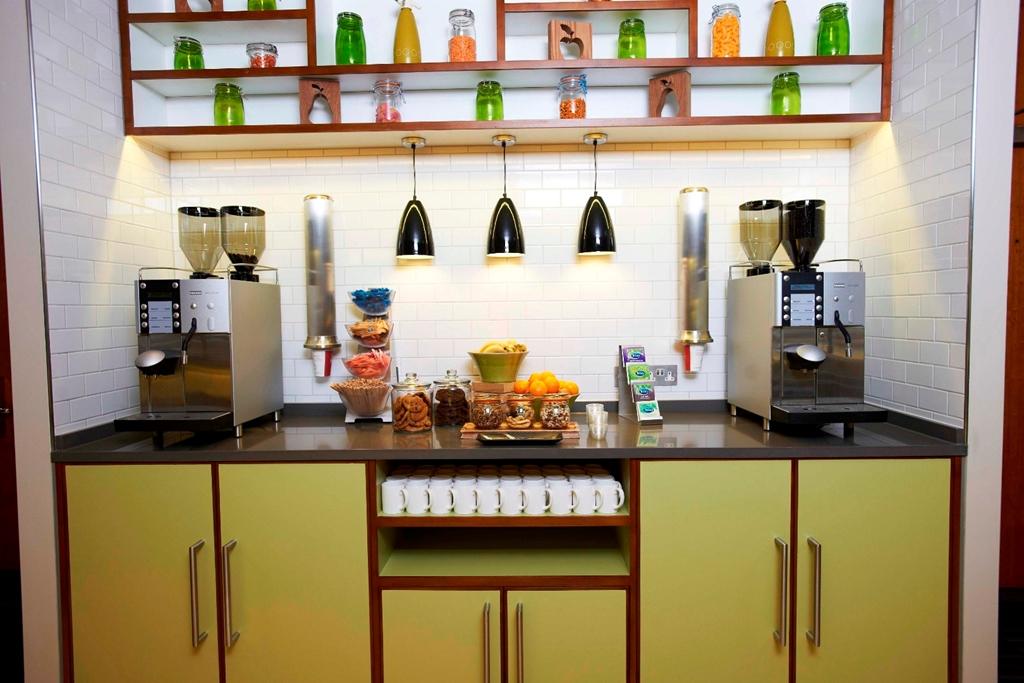 Academy Tea & Coffee Station