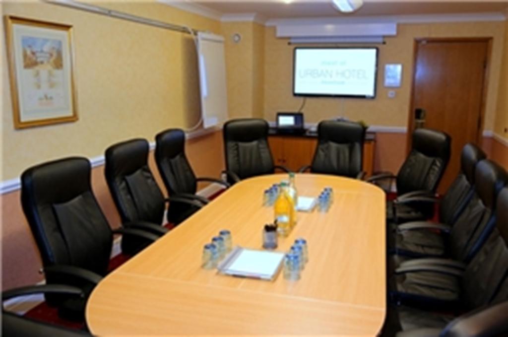 Boardrooms 1-4