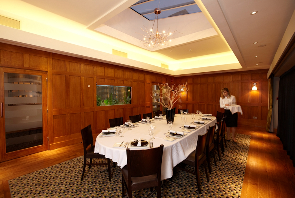 Oak Room - Private Dining