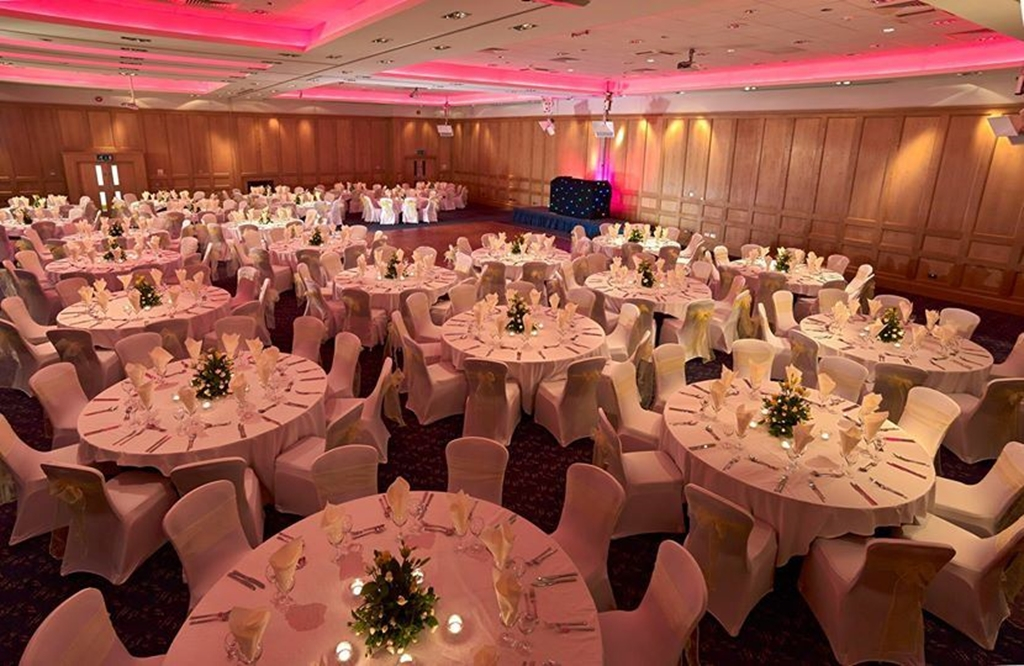 Mandolay - Wedding Reception