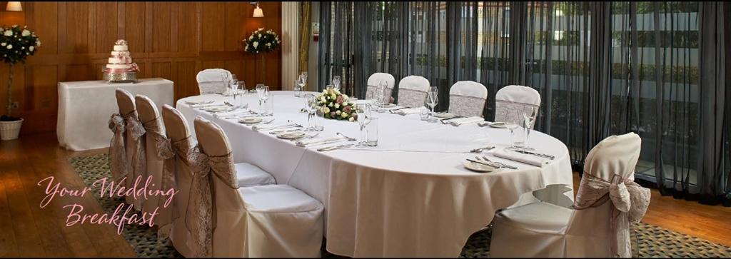 Oak Room - Wedding Breakfast