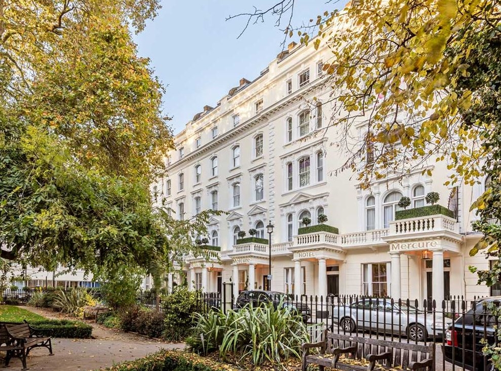 Mercure London Hyde Park Paddington Hotel