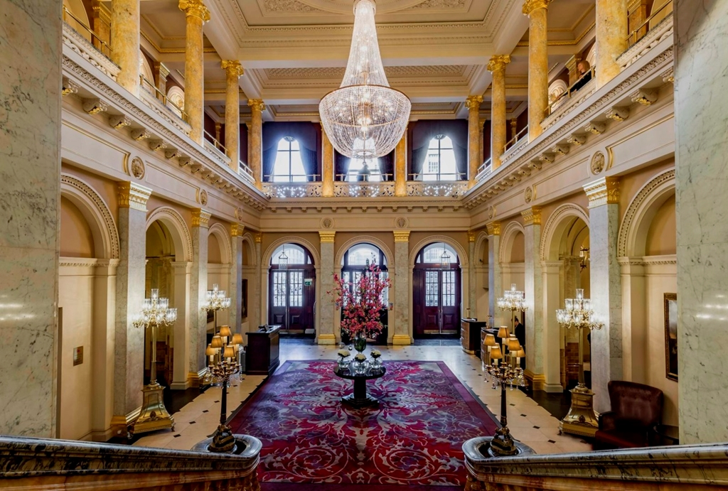 The Grosvenor Hotel Lobby