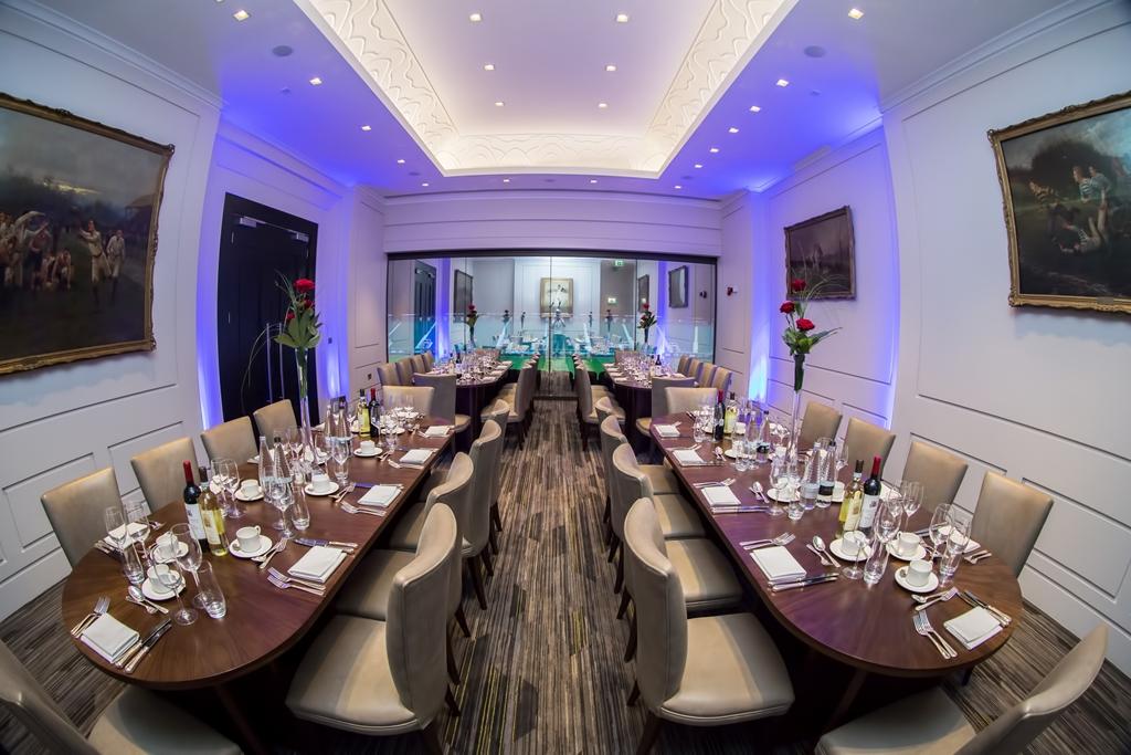 Presidents - Dinner