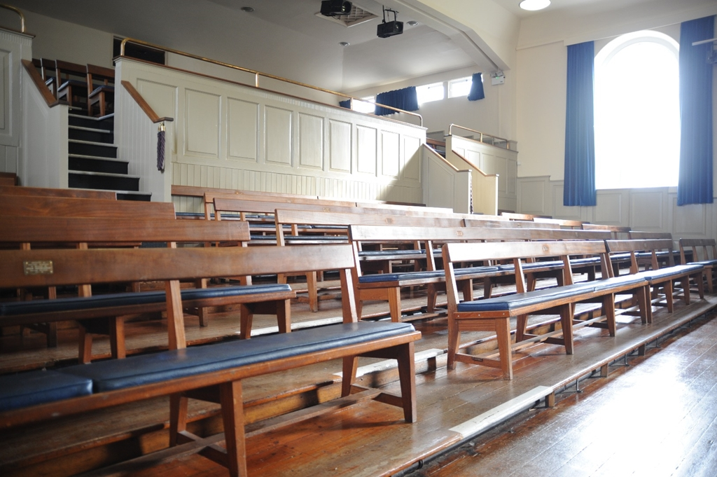 Meeting House Benches