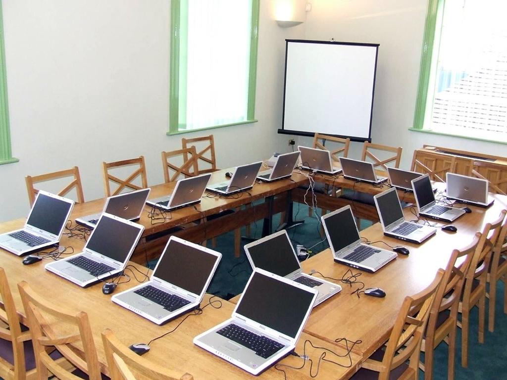 the members room