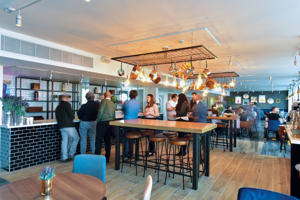 Restaurant with in-house Chefs etc.venues Manchester