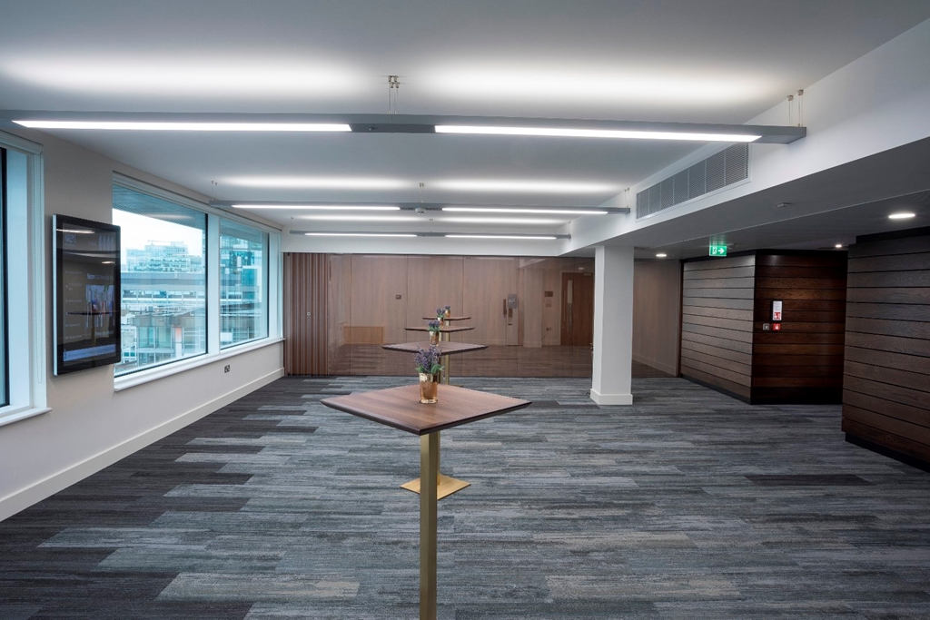 Panorama Suite Lounge / Exhibition Area (Partition)
