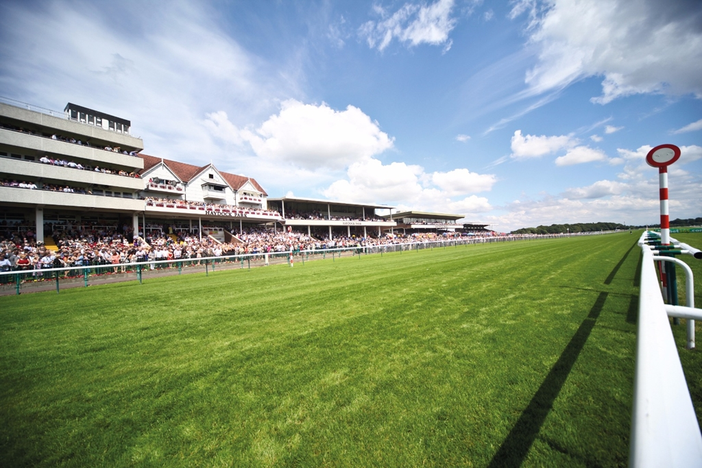 Haydock Park Racecourse, A Jockey Club Venue