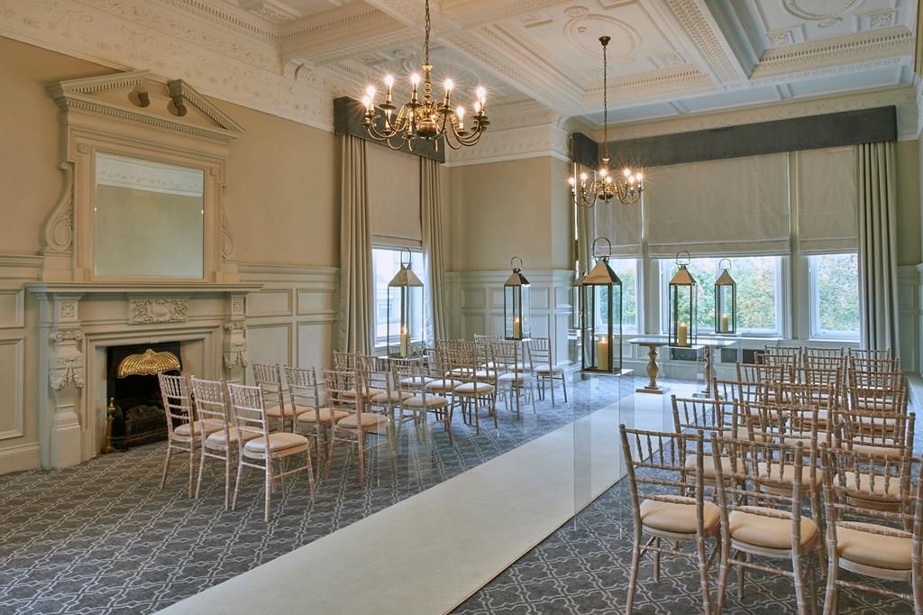 Crown - Ceremony Room