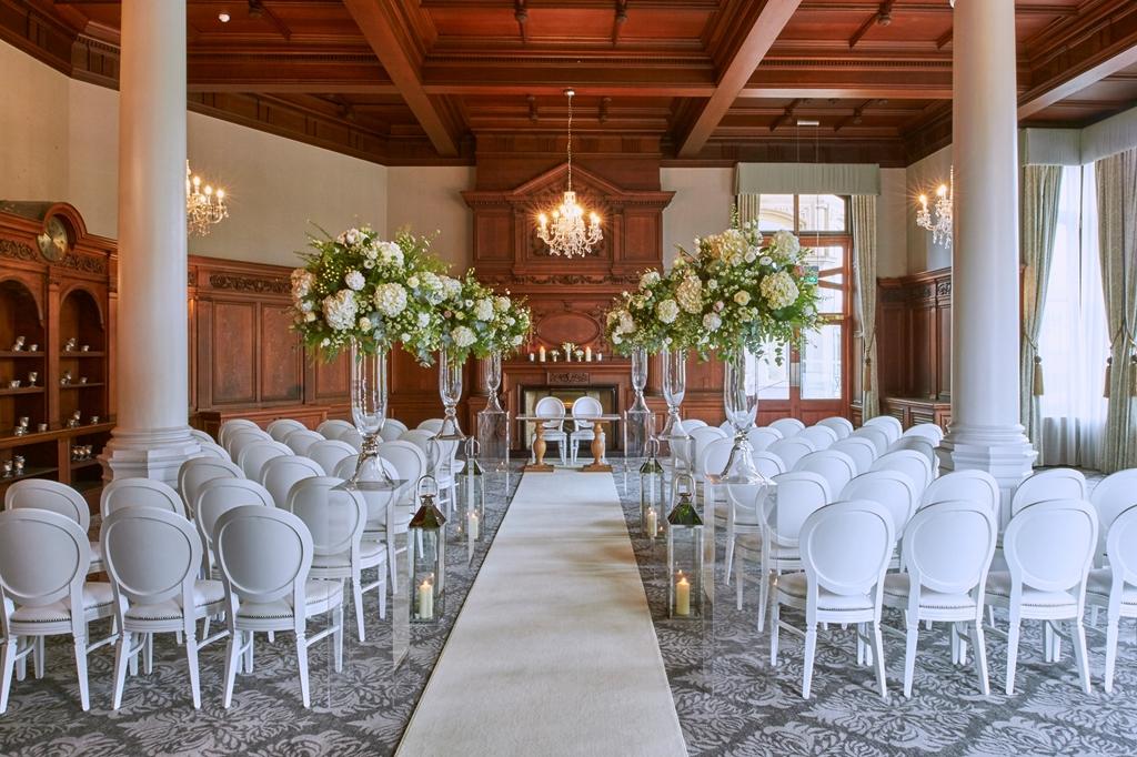 Oak Room - Ceremony