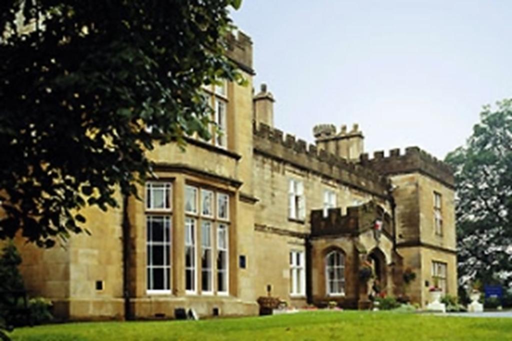 Mercure Blackburn Dunkenhalgh Hotel and Spa