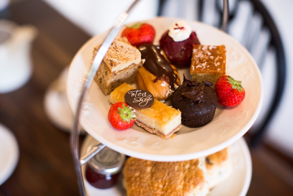 Afternoon Tea- available 7 days a week in our Tea Shop