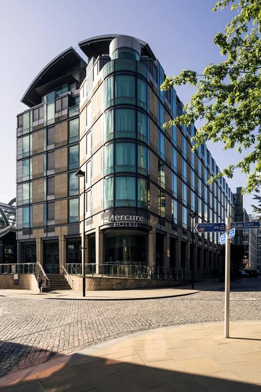 Mercure Sheffield St Paul's Hotel and Spa